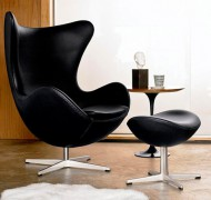 кресло Egg Chair, Arne Jacobsen