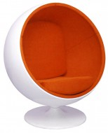 кресло Ball Chair, by Eero Aarnio